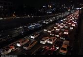 انتقاد پلیس از ایجاد معضلات ترافیکی به دلیل ساعت فعلی آغاز محدودیتهای ترددی