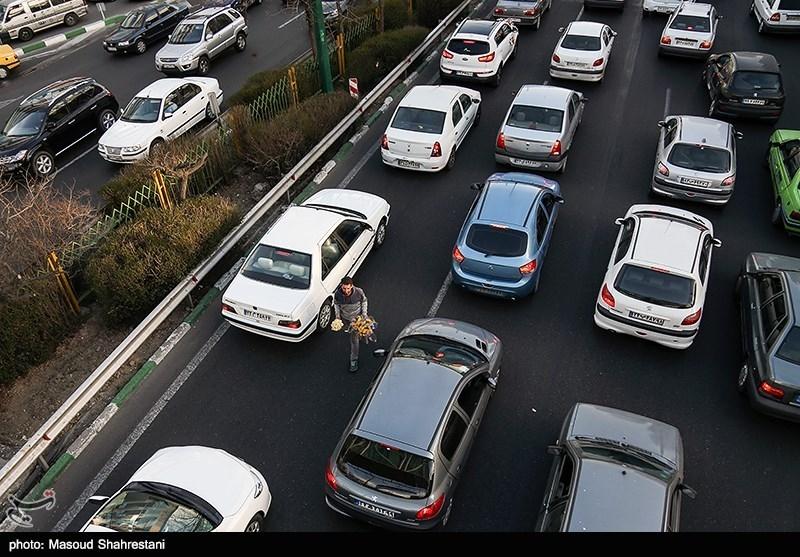 ساکنان کدام مناطق تهران از وضعیت ترافیک ناراضیترند