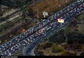 بهرهبرداری از قطعه اول و دوم آزادراه تهران ـ شمال در دستور کار قرار دارد