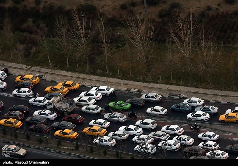 آخرین وضعیت راهها| ترافیک نیمهسنگین در آزادراه کرج ـ قزوین به دلیل تست تبسنجی