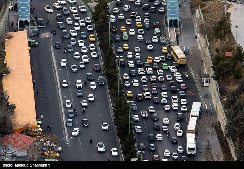 بهار 98| ترافیک در محورهای مواصلاتی مازندران پرحجم است