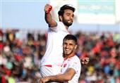 لیگ برتر فوتبال| پرسپولیس با بردی پرگل به رختکن رفت
