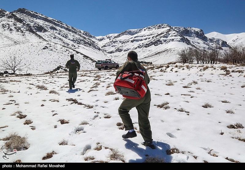 3 کوهنورد مفقود شده گیلانی نجات یافتند