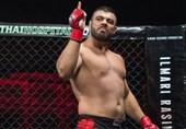 Iran's Aliakbari Beats American Shelton Graves at ACA 93 - St. Petersburg (+Video)