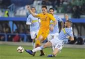 فوتبال جهان|شکست ناباورانه رم در خانه اسپال