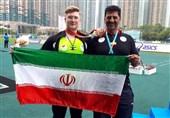 دوومیدانی قهرمانی نوجوانان آسیا| طلای پرتاب وزنه برای نماینده ایران