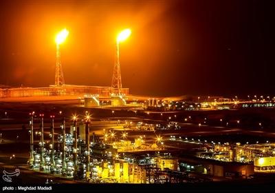 بهره برداری از فازهای ۱۳، ۲۲، ۲۳ و ۲۴ میدان گازی پارس جنوبی