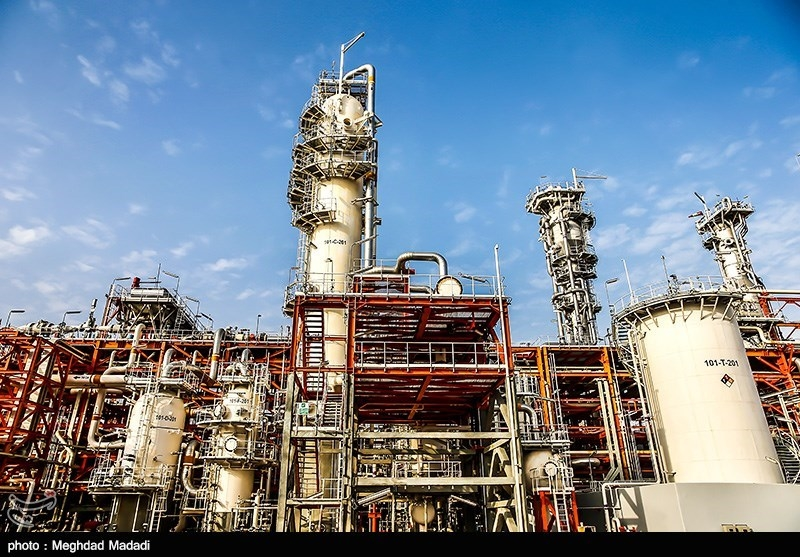 Iran Launches New Phases of South Pars Gas Field
