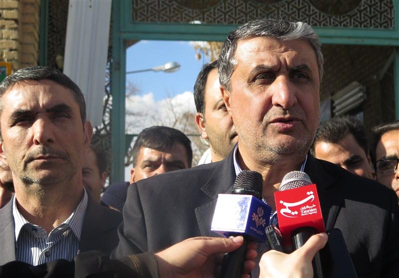 مرکزی| وزیر راه و شهرسازی از وضعیت جاده ازنا- شازند بازدید کرد