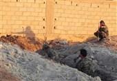 پدافند غیر عامل رزمندگان فاطمیون در سوریه +عکس