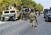 درگیری بین ارتش و نیروهای پلیس در شمال شرق افغانستان