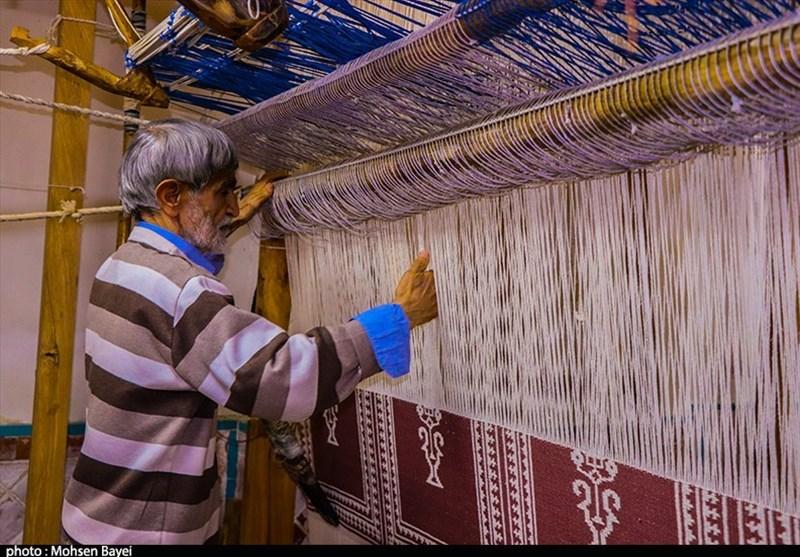 توجه به زیلوبافی سبب ایجاد اشتغال و رونق تولید در استان یزد میشود
