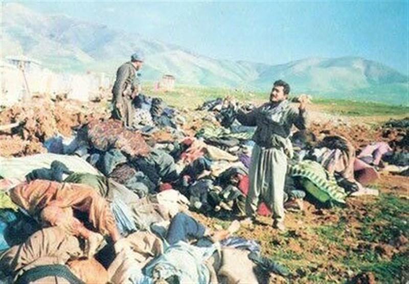 روایت دردناک یکی از فرماندهان عملیات والفجر 10 از بمباران شیمیایی حلبچه / زن و بچه روی هم تلمبار شده بودند