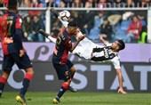 فوتبال جهان| جنوا اولین شکست یوونتوس را رقم زد