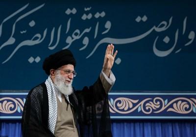 هزاران نفر از مردم آذربایجانشرقی با امام خامنهای دیدار کردند
