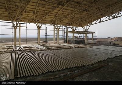 یکی از طرحهای بزرگ ریلی کشور که هماکنون در حال اجراست راهآهن اردبیل است و بزرگترین پل ریلی کشور نیز در این استان ایجاد میشود