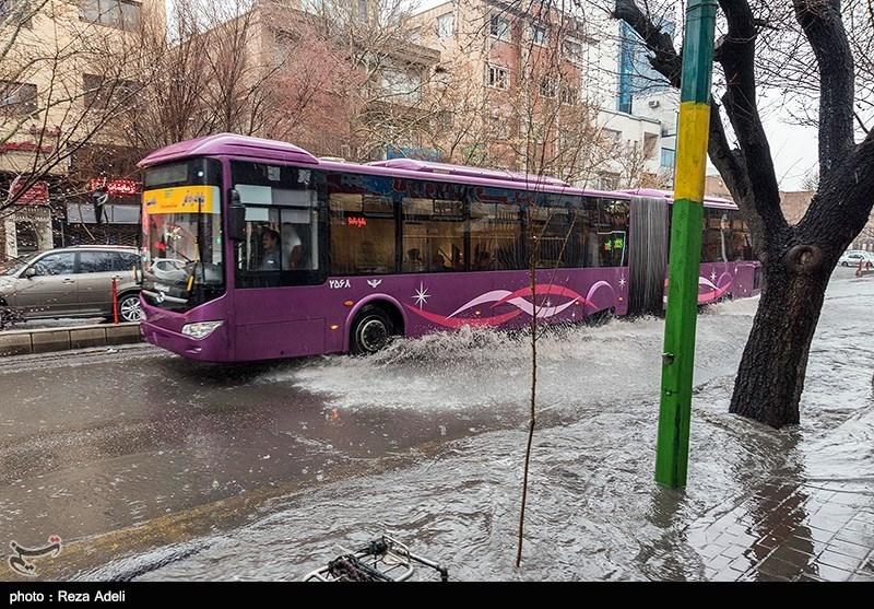ورود سامانه بارشی جدید به کشور/ برف و باران کشور را فرا می گیرد