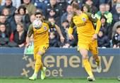 فوتبال جهان| صعود یاران جهانبخش به نیمه نهایی جام حذفی انگلیس در ضربات پنالتی