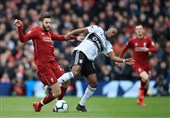فوتبال جهان| بازگشت لیورپول به صدر جدول با غلبه بر فولام
