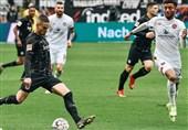 فوتبال جهان| برد خفیف اینتراخت فرانکفورت مقابل قعرنشین