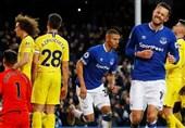 فوتبال جهان|تداوم ناکامیهای چلسی با شکست در خانه اورتون