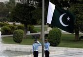 پرچم پاکستان در سوگ حادثه تروریستی نیوزیلند نیمهافراشته شد