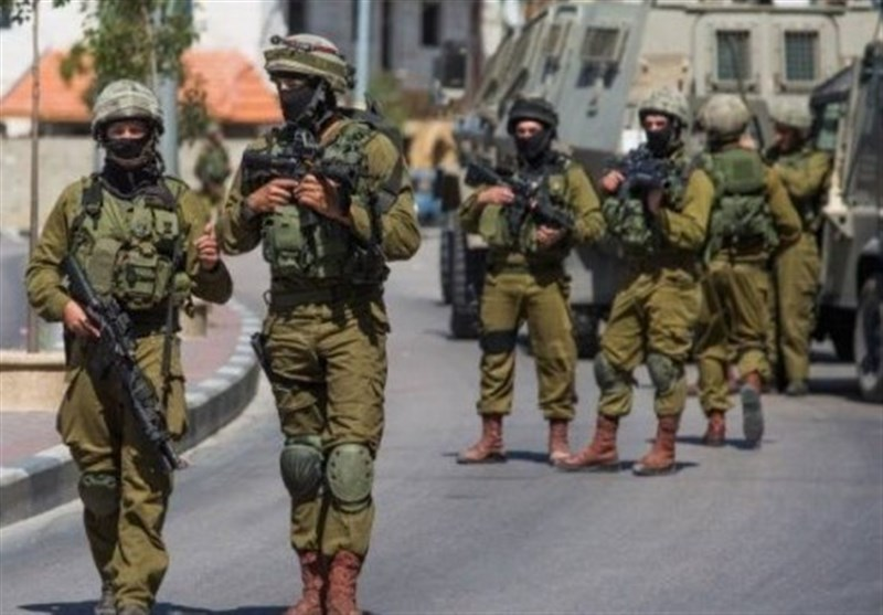 یورش نظامیان اسرائیلی به کرانه باختری