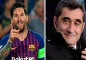 فوتبال جهان| والورده: حریفان بارسلونا از دست مسی، هم در عذاب هستند و هم لذت میبرند
