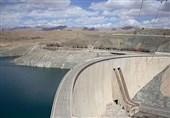 ذخیره سد زایندهرود به 566 میلیون متر مکعب رسید