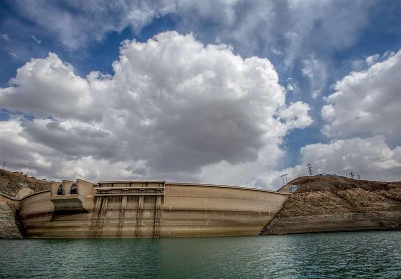اصفهان| حجم ذخیره آب در سد زایندهرود به 732 میلیون متر مکعب رسید