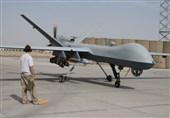 سقوط هواپیمای بدون سرنشین آمریکایی در شمال کابل