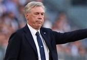 فوتبال جهان| واکنش آنچلوتی به احتمال حضورش روی نیمکت یوونتوس