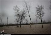 گلستان| بارش 100 میلیمتری باران در گنبدکاووس؛ 20 روستا خسارت دیدند