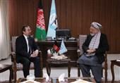 تشکیل لویه جرگه و تیم مذاکرهکننده؛ محور گفتوگوهای سفیر آمریکا با سران شورای صلح افغانستان