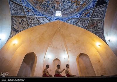 در سال 1378 خورشیدی این حمام توسط میراث فرهنگی خریداری شد و بعد از انجام بازسازیهای لازم، به موزه مردمشناسی تبدیل شد.