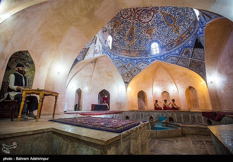 The Anthropology Museum in Iran's Ardabil