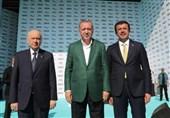 حمله مشترک و همزمان اردوغان و باغچلی به مخالفین