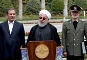 امریکا ایران کو اپنے زیراثر لانا چاہتا ہے: حسن روحانی