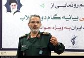 سردار غیبپرور: دشمنان توان مقابله با ایران را ندارند / در راه پاسداری از انقلاب اسلامی مشکلات را تحمل میکنیم