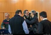 نشست خبری سردار عباسعلی محمدیان فرمانده نیروی انتظامی استان البرز