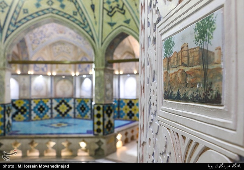 Sultan Amir Ahmad Bathhouse in Iran: Perfect Combination of Art, Culture - Tourism news