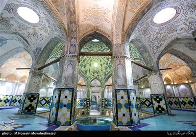 Sultan Amir Ahmad Bathhouse in Iran: Perfect Combination of Art, Culture - Tourism news