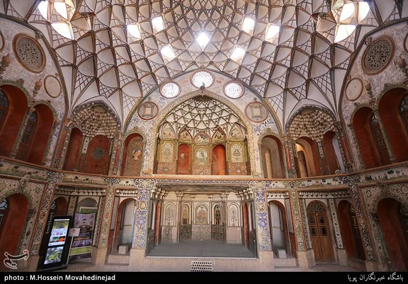 Borujerdi House: A Masterpiece of Iranian Art, Architecture