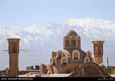 دار بروجردي التاريخي في كاشان