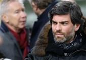 انتقاد مدیر ایرانی شارلوا از شکست خانگی
