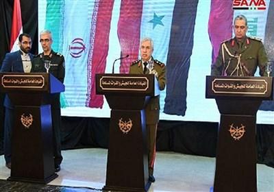 اللواء باقری: الاستکبار والصهیونیة العالمیة هدفهما زعزعة الأمن والاستقرار فی المنطقة
