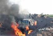 الجیش الیمنی یکبد قوى العدوان السعودی خسائر فادحة بعسیر