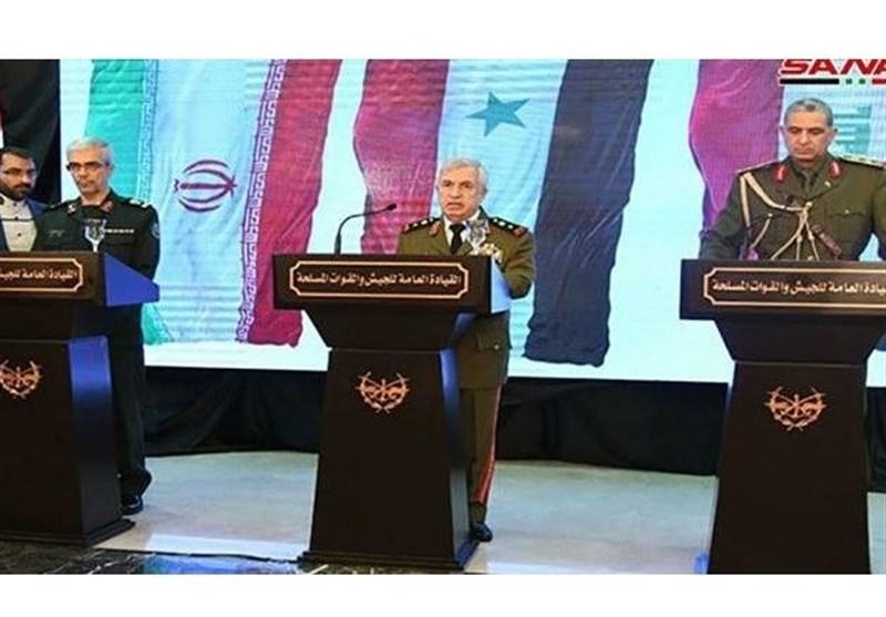 العراق: الاجتماعات بین رؤساء أرکان جیوش ایران والعراق وسوریا کانت ناجحة للغایة