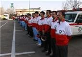 طرح نوروزی هلال احمر استان اردبیل با فعالیت 20 پایگاه آغاز شد
