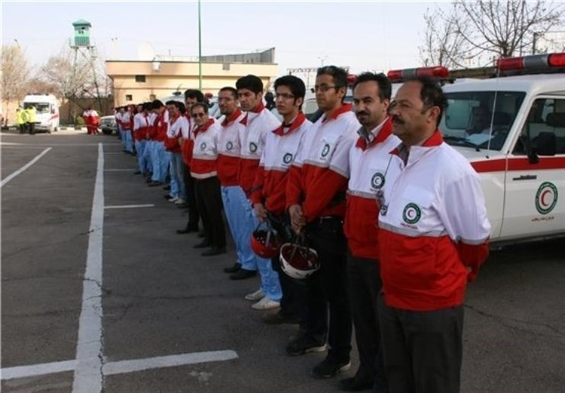 امدادگران در 29 پایگاه هلالاحمر استان بوشهر خدماترسانی میکنند